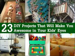 Diy Projects 23 Diy Projects That Will Make You Awesome In Your Kids Eyes