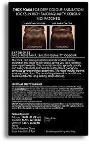 John Frieda Precision Foam Color Chart Medium Brown Hair Color 5n John Frieda