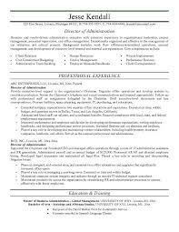 8 Administrative Resume Sample Credit Letter Sample