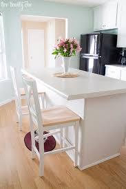 white laminate kitchen countertops. White Kitchen Island Laminate Countertops