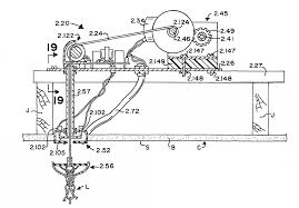 photo 5 of 8 patent drawing amazing aladdin chandelier lift images 5