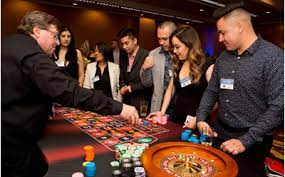 Casino Party Rentals - Casino Party Planning NY/CA/CT/NV/NJ