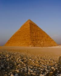 Giza Pyramid - misallocated innovation