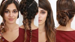 4 Sch Ne Und Einfache Frisuren Alltag Schule Uni Arbeit