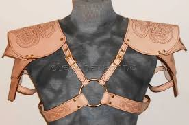 leather armor patterns sca