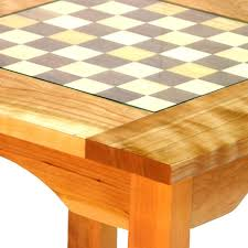 wood chess boards and hand made glass pieces custom cherry wood chess board furniture row locations