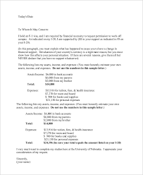 Permission Letter Sample 7 Sample Work Authorization Letters Word Pdf