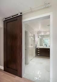 8 ft closet door ceiling mount bracket stainless steel ceiling hanger sliding barn wood closet door 8 ft closet door