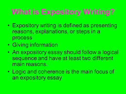 "the ""how and why"" of writing ppt video online  what is expository writing"
