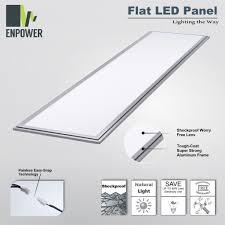 overhead office lighting. NLCO 1\u0027x4\u0027 Warm White Light (2800-3200k) LED Panel Overhead Office Lighting
