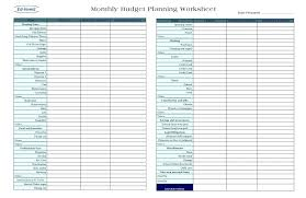 monthly expense report template excel monthly expenses template home budget spreadsheet excel household