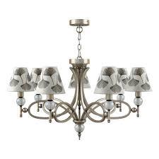 Купить Подвесная <b>люстра Lamp4you</b> Eclectic <b>M2</b>-<b>07</b>-<b>SB</b>-<b>LMP</b>-<b>O</b>-<b>7</b> ...