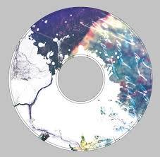 CD design by Mana Creative