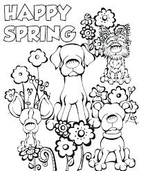 spring color sheets. Modren Color Free Spring Color Sheets  Winsome Ideas Coloring Pages  On Spring Color Sheets