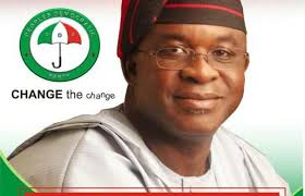 Image result for David Mark with Obasanjo