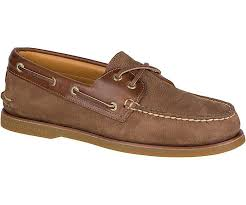 deck shoes men s leather gold cup authentic original camino