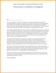 Letters Of Appeal Writing Letters For Scholarship Request New Application Letter For