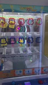 Key Master Vending Machine Classy Golden Key Master Game MachinePush Prize Arcade Game Mini Key