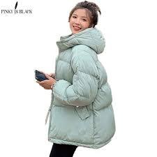 <b>PinkyIsBlack</b> New Short Parka <b>Women 2020</b> Snow Wear Winter ...