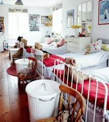 maggie mommy shared office playroom. Trash Cans, Painted, As Laundry Baskets!and I Love All These Rooms I\u0027m Seeing With Multiple Beds.makes Me Feel Not So Bad That My Kids Have To Share! Maggie Mommy Shared Office Playroom G