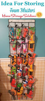 15 feet of 1 ½ pvc pipe. Nerf Storage Organization Ideas For Blasters Accessories