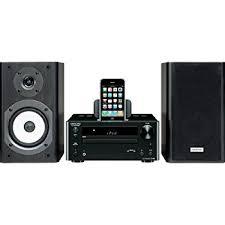 onkyo bookshelf stereo system. onkyo cs-445 cd receiver system bookshelf stereo h