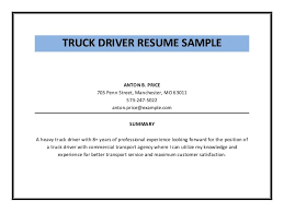 Driver Resume Stunning Truck Driving Resume Luxury Writing Research Essays Cuptech S R O