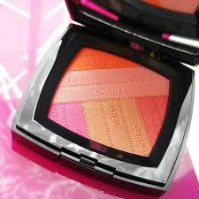 chanel makeup spring 2016 toronto beauty reviews sunkiss ribbon blush l a sunrise