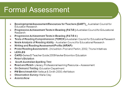 Formal Assessment Simple Addressing The Gap Reading Interventions For Struggling Grade Three