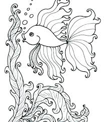 Sealife Coloring Pages Marine Animals Coloring Pages Ocean Animal