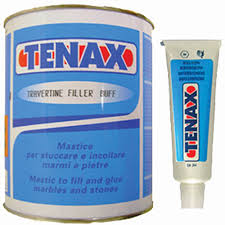 Tenax Marble And Stone Glue And Filling 1l Adhesive Transparent