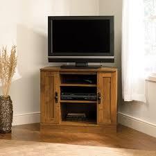 corner entertainment stand. Sauder Harvest Mill Corner Entertainment Stand For TVs Up To 37 On