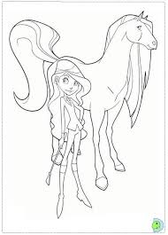 Small Picture Horseland Coloring Page Coloring Pages Coloring Home