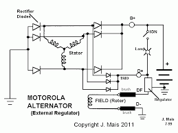 gm alternator wiring diagram internal regulator wiring diagram alternator wiring diagram internal regulator and