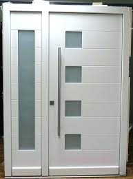modern residential front doors. Contemporary Glass Front Doors With Excellent For . Modern Residential M