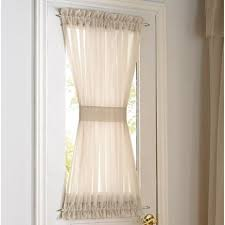 front door window curtains18 best window curtains for front door images on Pinterest