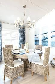 beach style dining room lighting orb chandelier entry beach with beach
