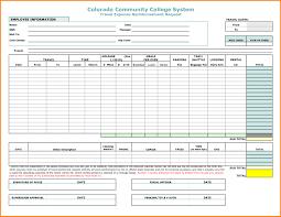 Expense Reimbursement Template Excel Expense Form Besikeighty24co 2