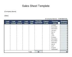 Sales Trip Report Template Word