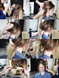 Hair Style Low Bun how to style a low bun a beautiful mess 3250 by wearticles.com