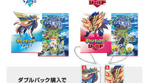 Full List Of All Pokemon Sword And Shield Retailer Exclusive Pre-Order  Bonuses In Japan