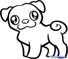 pug coloring pages pug colouring pages printable printable coloring pug coloring page peppa pig coloring pages