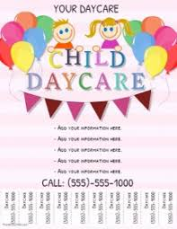 Day Care Flyers - Koto.npand.co