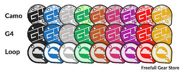 Cookie G3 Size Chart Cookie G4 Ce Rated Full Face Helmet
