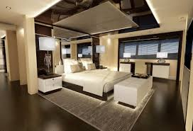 Luxury Bedroom Interior Luxury Yacht Interior Design