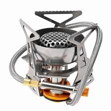 lixada 3200w big power windproof outdoor gas burner camping gas stoves in box ortable foldable split furnace ne