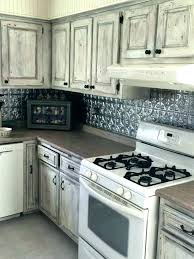 rustic white kitchen cabinets distressed cabinet nonsensical distressed white kitchen cabinets white rustic kitchen cabinets