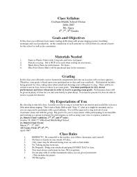 How To Write A Syllabus Syllabus Template College Under Fontanacountryinn Com