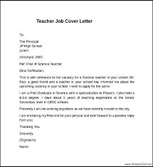 Cover Letter Teaching Cover Application Letter Marketing Job ...