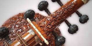 Ten interesting musical instruments of india :1. Tarang Indian Instruments Tabla Bansuri Harmonium Etc